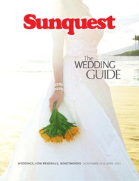 online magazine - Sunquest Wedding Guide
