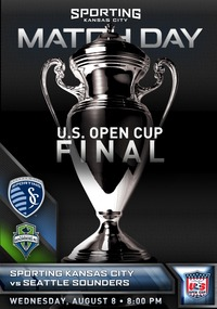 online magazine - Sporting Match Day: U.S. Open Cup Final