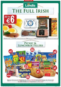 online magazine - Londis Special Offers from 13th August to 2nd September