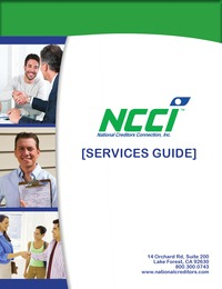 online magazine - NCCI Services Guide