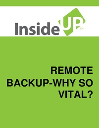 online magazine - Remote Data Backup - Why is it So Vital?