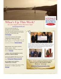 online magazine - December 5, 2012 newsletter