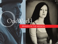online magazine - OneWorld:  Brands in the Mission
