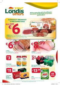 online magazine - Londis Special Offers Starting Monday 11th March