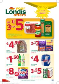 online magazine - Londis Special Offers May 2013