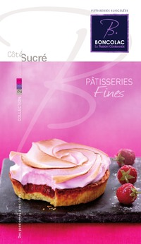 online magazine - Catalogue Sucré