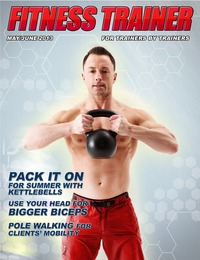 online magazine - Fitness Trainer May/June 2013