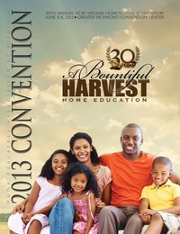 online magazine - 2013 Convention Program
