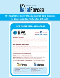online magazine - SP's Naval Forces - BPA Worldwide Flyer