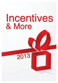 online magazine - Incentives & More 2013