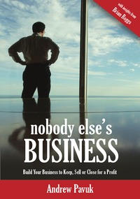 online magazine - Nobody Else's Business - Chapter 1