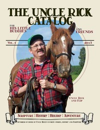 online magazine - Uncle Rick Catalog