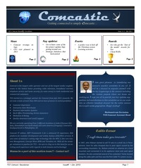 online magazine - Comcastic 01