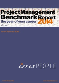 online magazine - Arras People Project Management Benchmark Report 2014