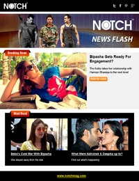 online magazine - Notch Flash March 5