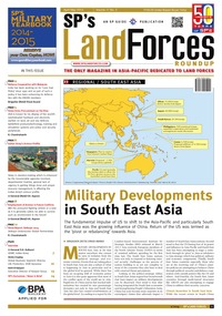 online magazine - SP's Land Forces Issue 02 - 2014