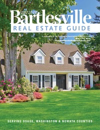 online magazine - May 1-15, 2014 Issue of Bartlesville Real Estate Guide