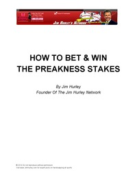 online magazine - How To Bet And Win The Preakness Stakes