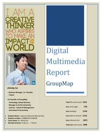 online magazine - GroupMap Digital Report
