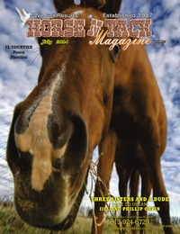 online magazine - Horse 'N Tack July '14 Area 13-A