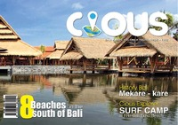 online magazine - Cious Bali | 8 Beaches in the south of Bali, Ed July 14 Vol. 19