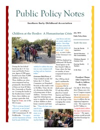online magazine - Public Policy Notes Volume 7, Issue 7