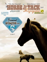 online magazine - Horse 'N Tack Aug 14 area 0