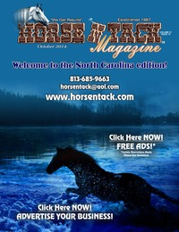 online magazine - Horse 'N Tack Aug14NC