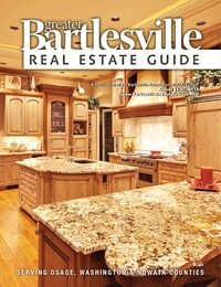 online magazine - Bartlesville Real Estate Guide August 16 - 31, 2014 issue