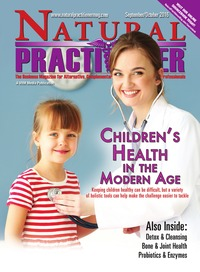 online magazine - Natural Practitioner September/October 2016