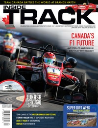 online magazine - Inside Track Motorsport News • Vol 20, Iss 10 • Jan. 2017