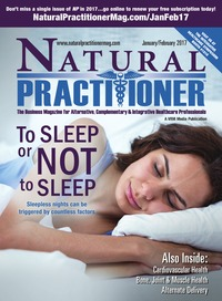 online magazine - Natural Practitioner January/February 2017