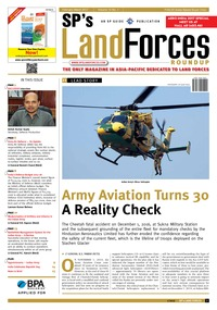 online magazine - SP's Land Forces Issue 1 - 2017