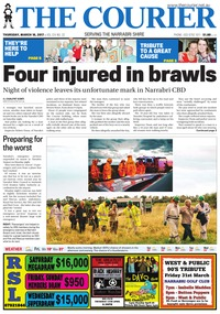 online magazine - The Courier, Thursday, March 16, 2017
