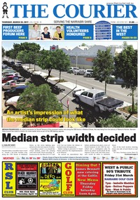 online magazine - The Courier, Thursday, March 23, 2017