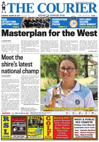 online magazine - The Courier, Thursday, March 30, 2017