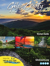 online magazine - Giles County 2017 Visitors Guide