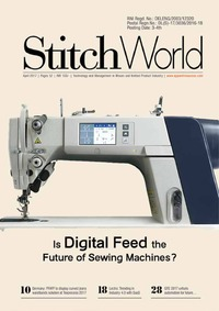 online magazine - Stitch World April'17