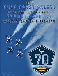 online magazine - Tyndall AFB Air Show Souvenir Program