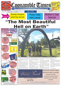 online magazine - Coonamble Times May 3, 2017