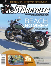 online magazine - Inside Motorcycles - June/July 2017 - Vol. 20, Issue 03