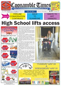 online magazine - Coonamble Times May 24, 2017