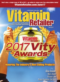 online magazine - Vitamin Retailer June 2017