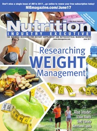 online magazine - Nutrition Industry Executive June 2017