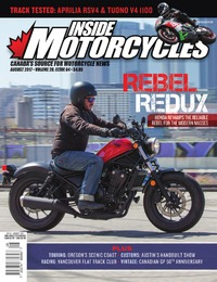 online magazine - Inside Motorcycles - August 2017 - COMP ISSUE