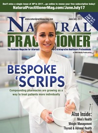 online magazine - Natural Practitioner June/July 2017