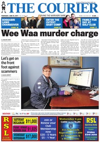 online magazine - The Courier, June 15, 2017