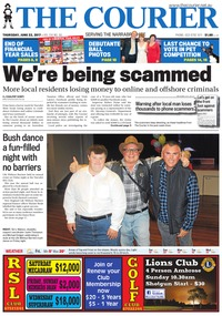 online magazine - The Courier, June 22, 2017