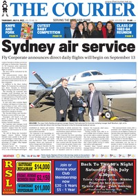 online magazine - The Courier, July 6, 2017