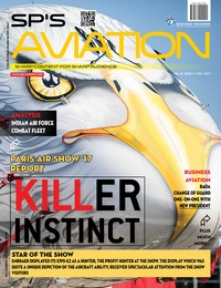 online magazine - SP's Aviation July 2017
